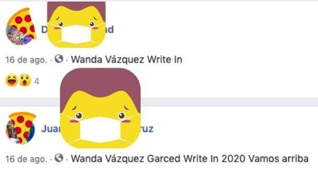wanda write in