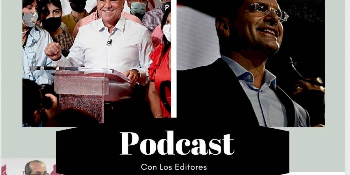 Los sobrevivientes primaristas: Charlie Delgado y Pedro Pierluisi responden preguntas