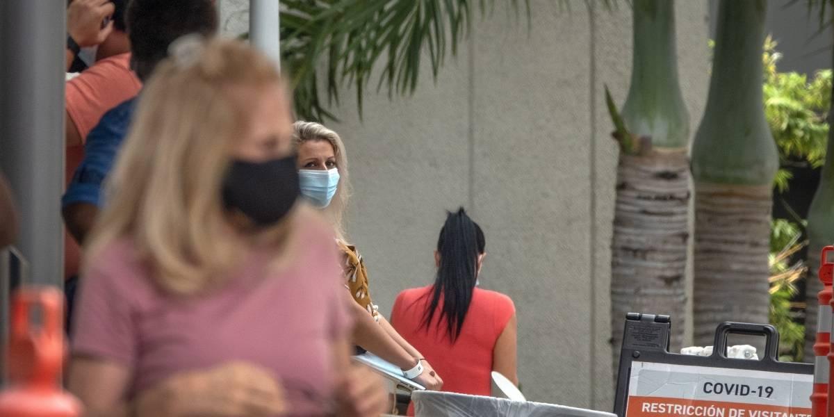 OMS: Los casos de coronavirus a nivel mundial están a punto de llegar a los 22 millones