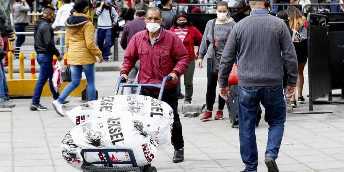 En estas zonas se concentra el foco de la pandemia en el país