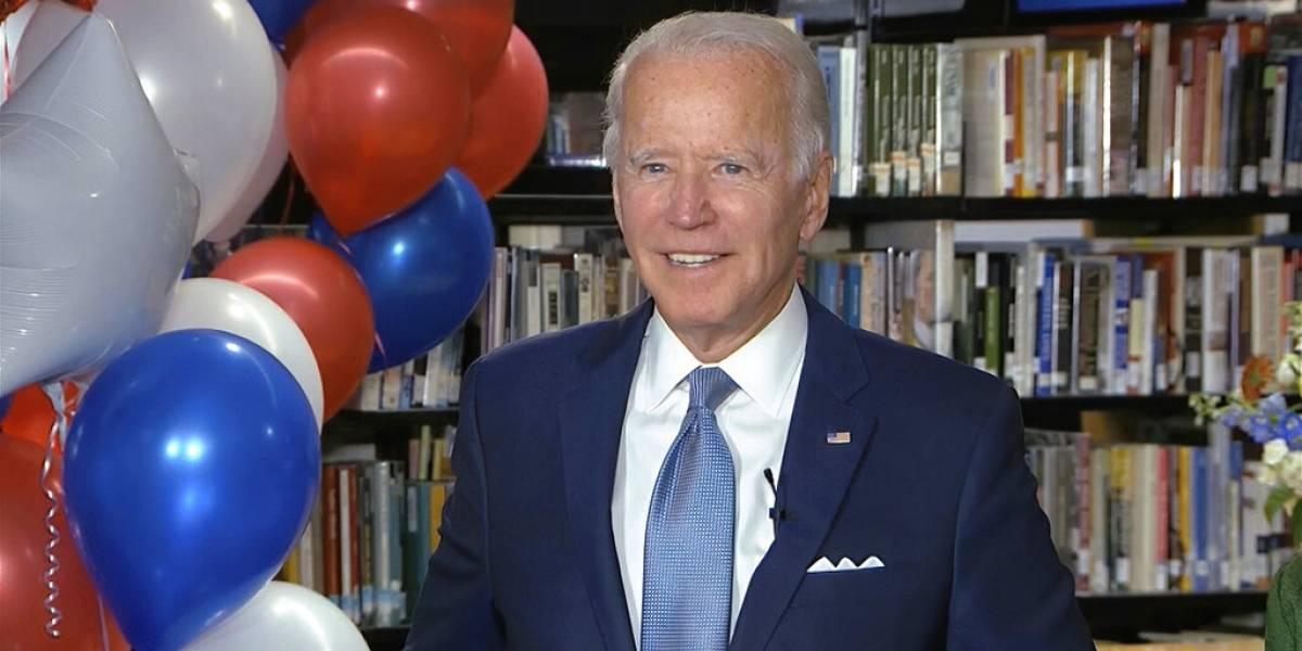 Partido Demócrata oficializa candidatura presidencial de Joe Biden: Bill Clinton se suma a las críticas contra Trump