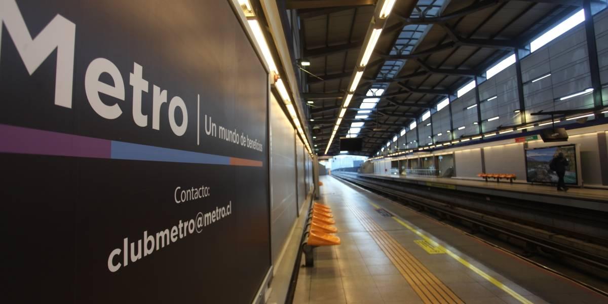 Metro extiende su horario a partir de este viernes y servicio se prolonga hasta las 21 horas