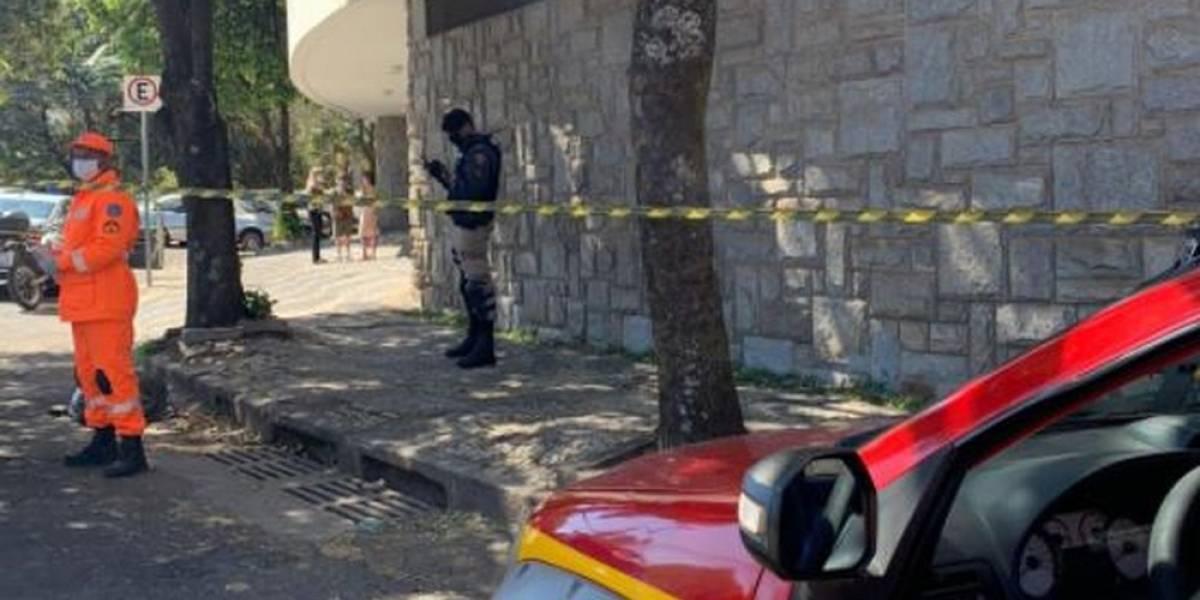 Criança morre ao cair de quarto andar de prédio em Belo Horizonte