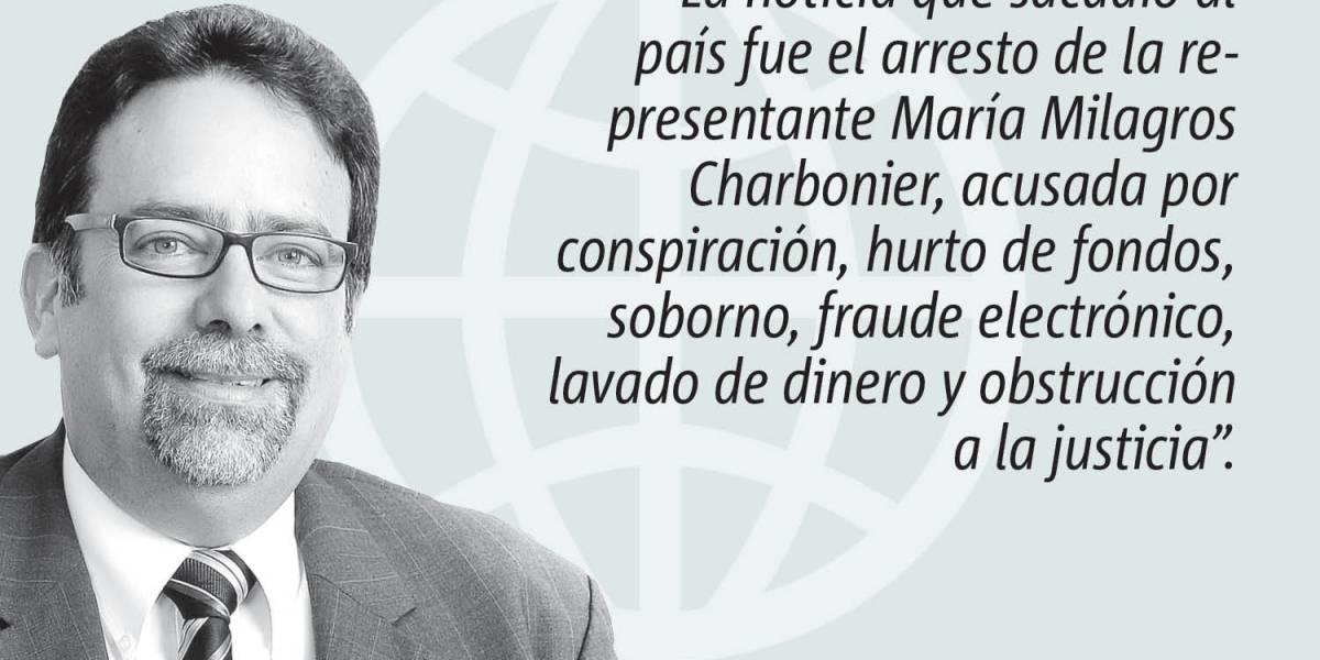 Opinión de Denis Márquez: Corruptos y sus defensores