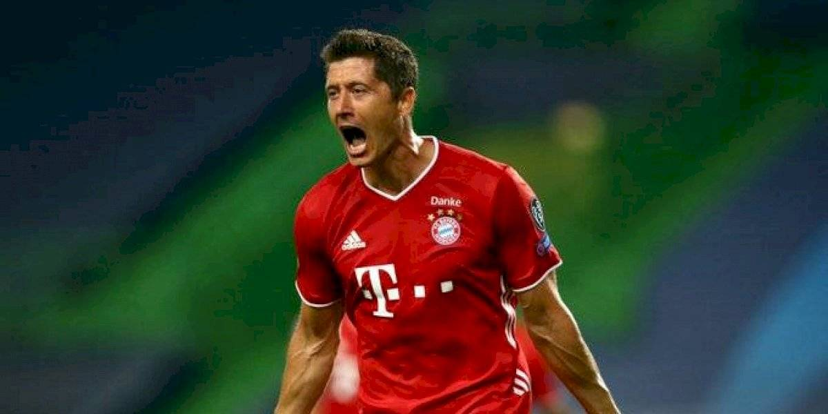 Bayern Munich aplasta a Olympique de Lyon y avanza a la final de la Champions League
