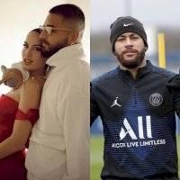 Maluma, Neymar y Natalia Barulich: todo sobre el