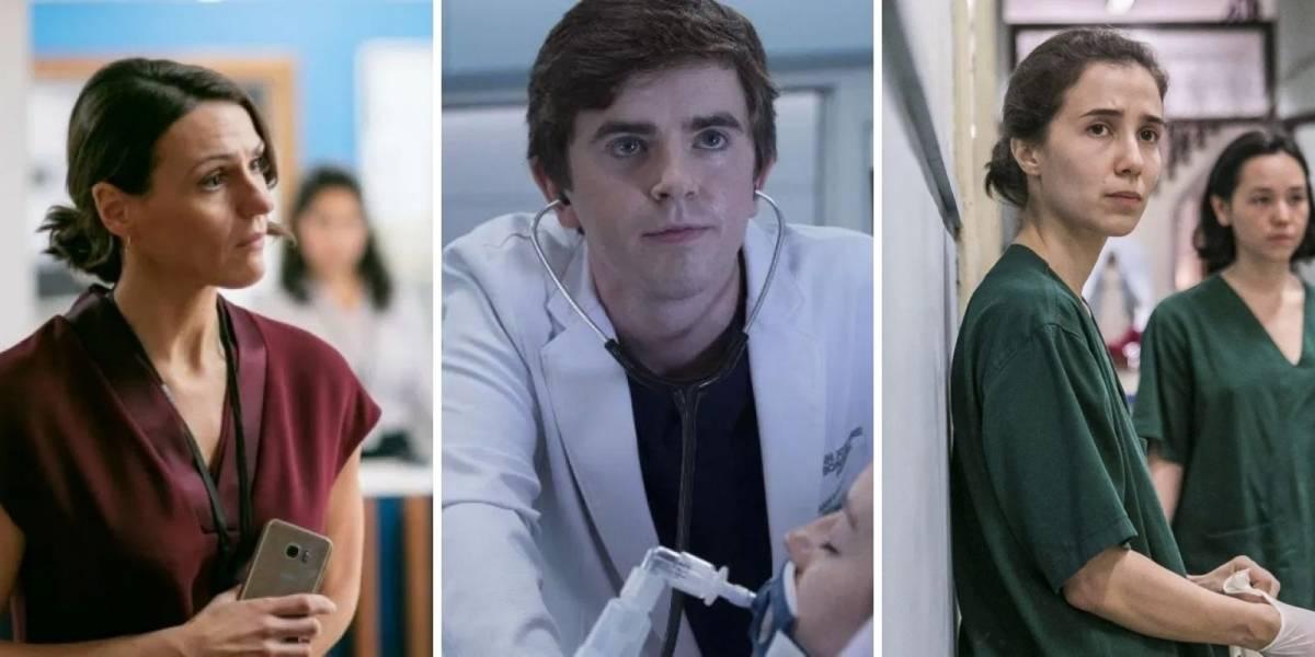 Você gosta de 'Grey's Anatomy'? Aqui estão mais 5 séries médicas de sucesso