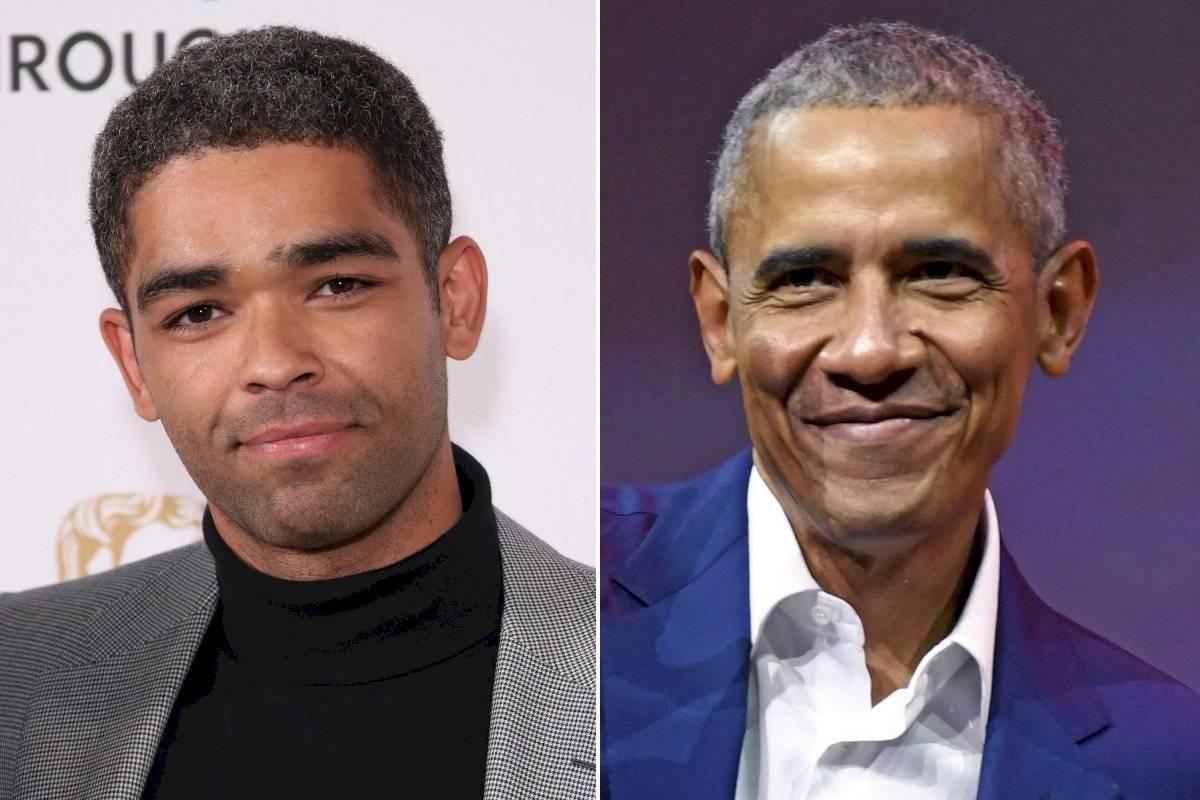 Kingsley Ben-Adir como Barack Obama