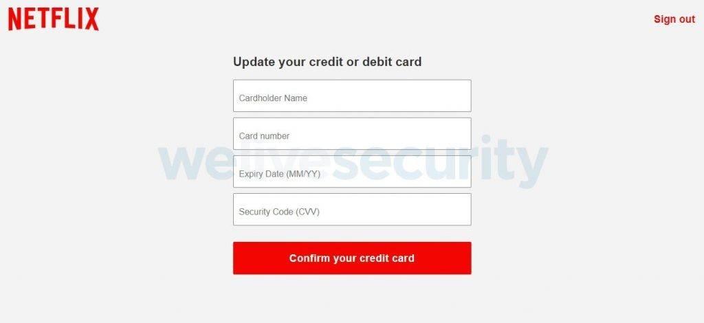 Phishing Net TDC