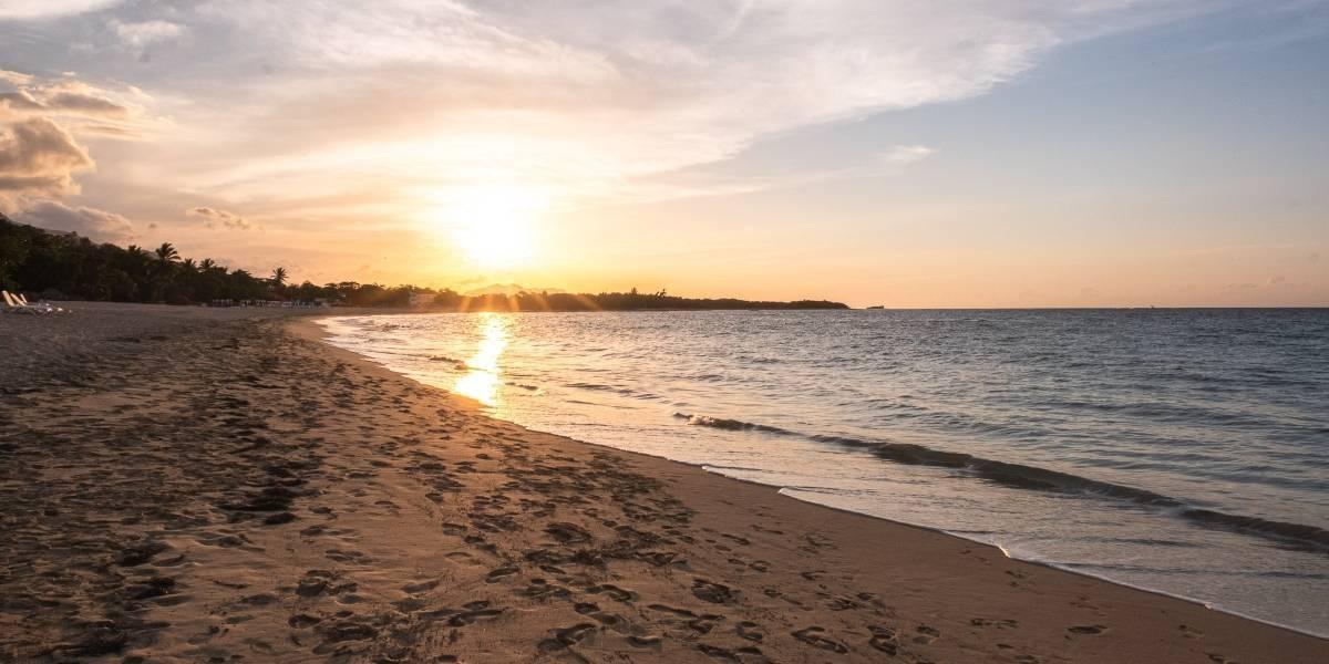 Playa de Ocean Park no está apta para bañistas