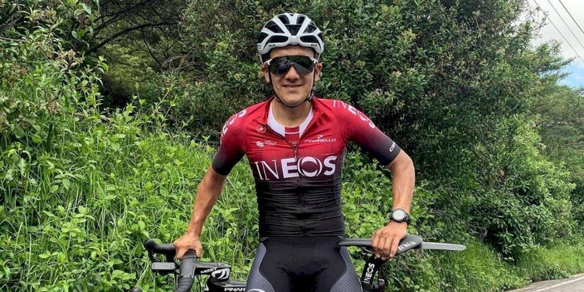 Richard Carapaz participará en el Tour de Francia, ¿qué pasará con el Giro de Italia?