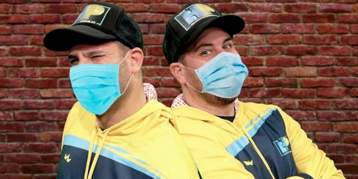 """Estrenan """"Los HP en Pandemia"""" por Mega TV"""