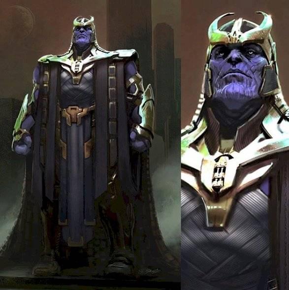 Thanos Religioso