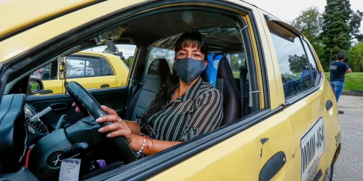 Aumenta el precio de los taxis en Bogotá: así quedarán las tarifas