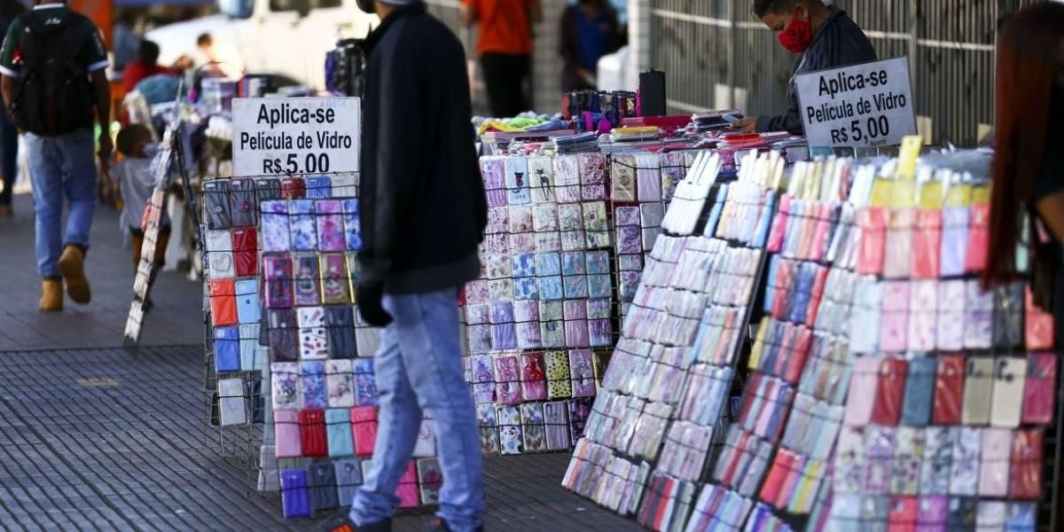 3 a cada 5 paulistanos perderam renda em agosto pela pandemia
