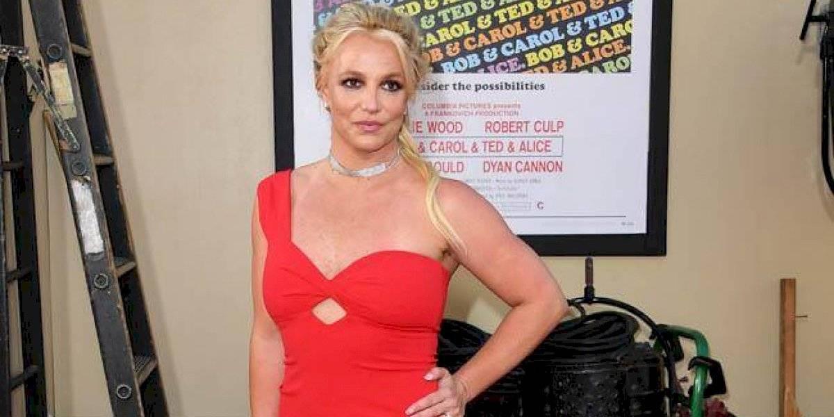 El exmarido de Britney Spears se une al movimiento 'Free Britney'