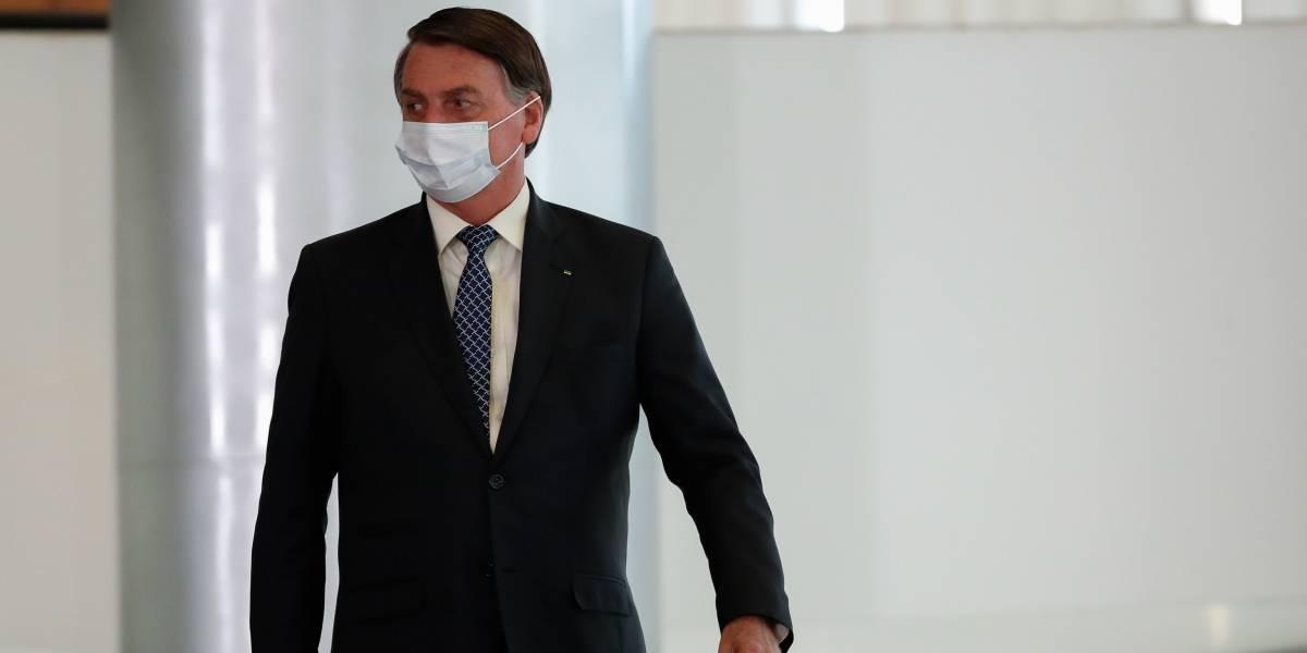 'Não consigo matar esse câncer', diz Bolsonaro sobre ONGs ambientais