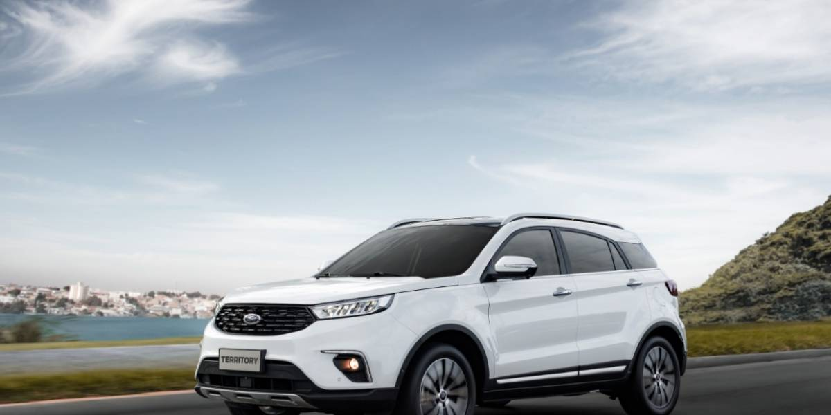 Ford Territory llega a revolucionar los SUV medianos