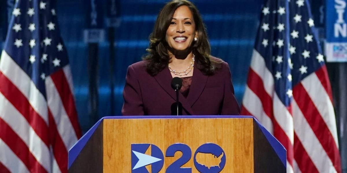 Kamala Harris acepta histórica candidatura a la vicepresidencia de EEUU y Obama arremete con duro discurso contra Trump