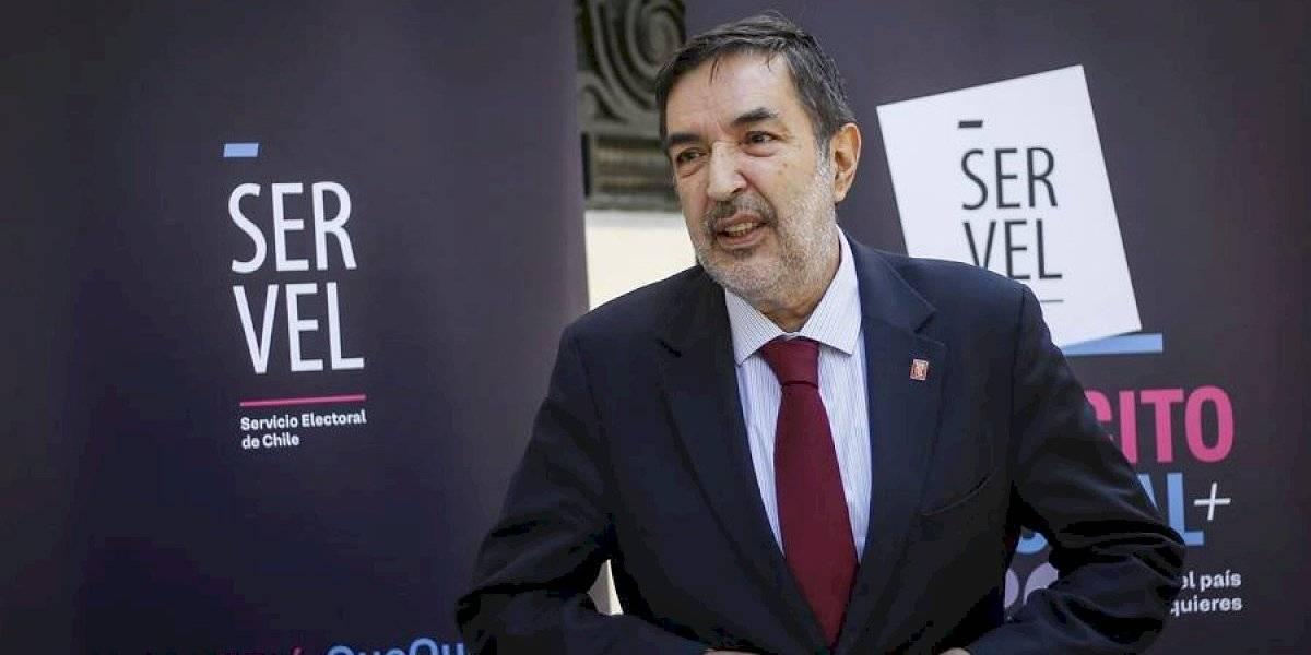 Plebiscito: Servel descarta voto presencial de personas contagiadas con coronavirus