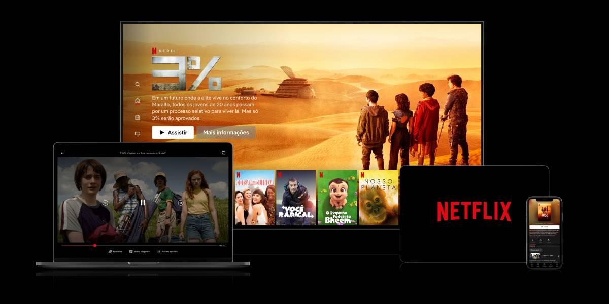 Netflix poderá escolher automaticamente para você o que assistir