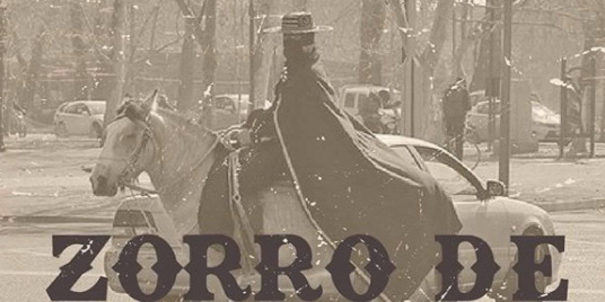 """Matthei encontró al """"Zorro de Providencia"""": """"Le hice prometer que cuando se pueda vamos a bailar una cueca"""""""