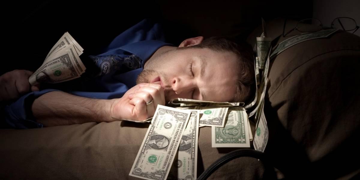 ¿Por qué la gente rica duerme mejor?