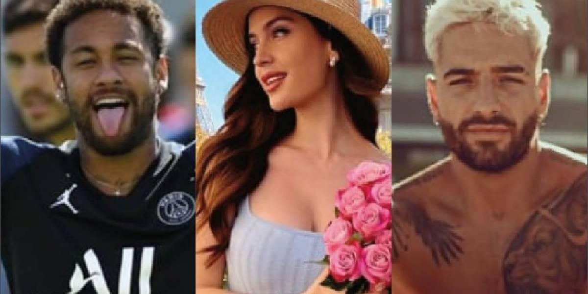 Maluma regresa a Instagram tras escándalo con Neymar y su ex Natalia Barulich