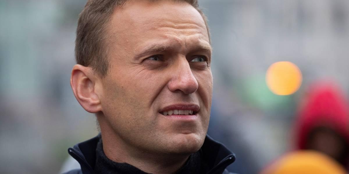 La pieza clave del envenenamiento de Alexéi Navalni, líder opositor ruso