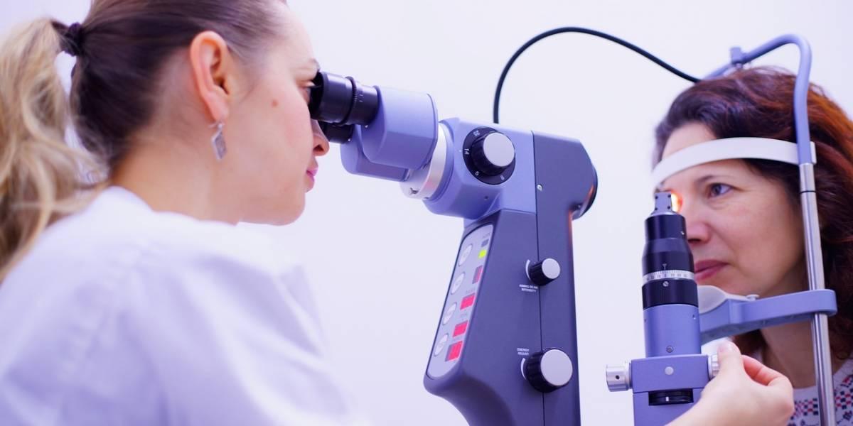 Pandemia traz risco também para a visão