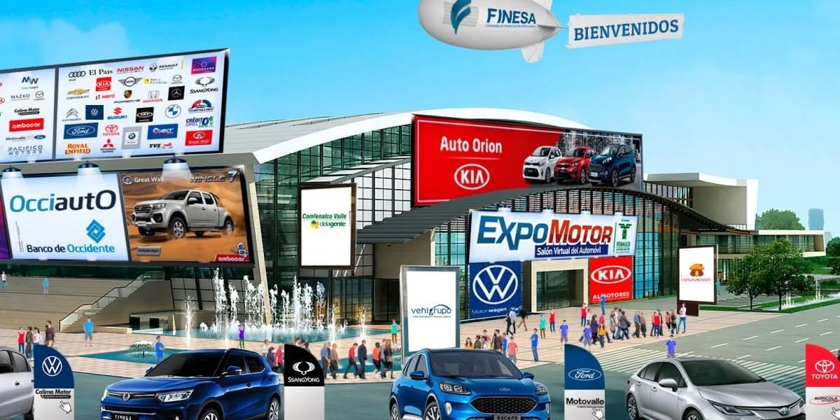 El éxito del antecedente colombiano de la Feria Virtual Automotriz Tacómetro 2020