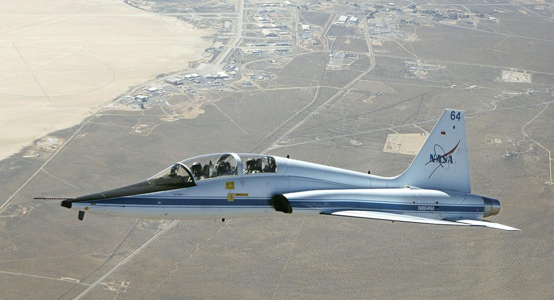 Jet de la NASA