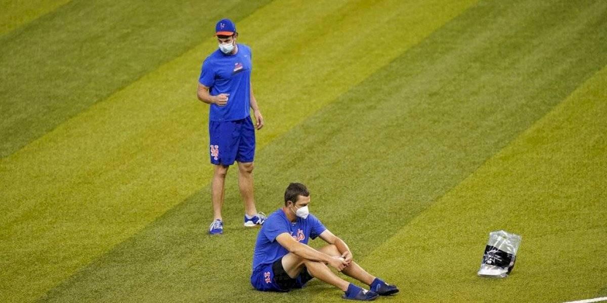 Posponen dos juegos de los Mets tras registrarse casos positivos de COVID-19