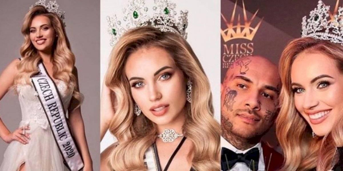 Miss República Checa 2020 anuncia embarazo y no le quitarán su título