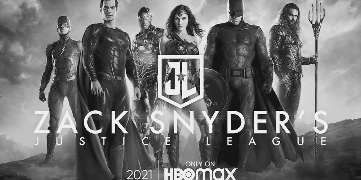 Justice League: Snyder Cut recibe un nuevo teaser tráiler