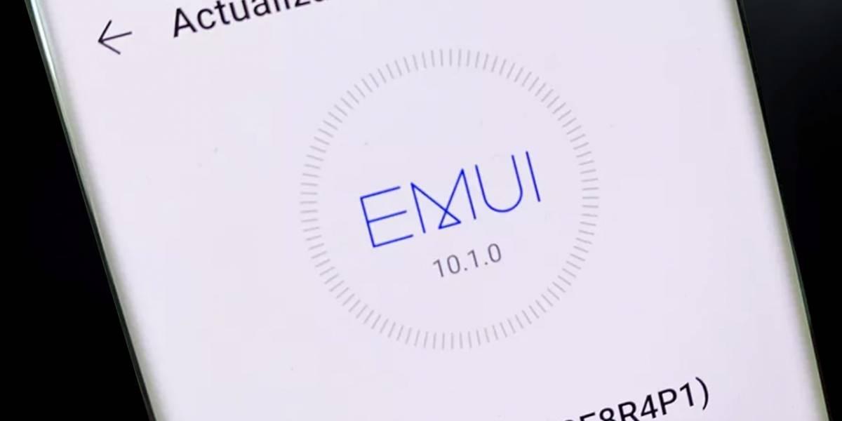 Huawei EMUI 10.1 llegará a estos nuevos celulares en América Latina