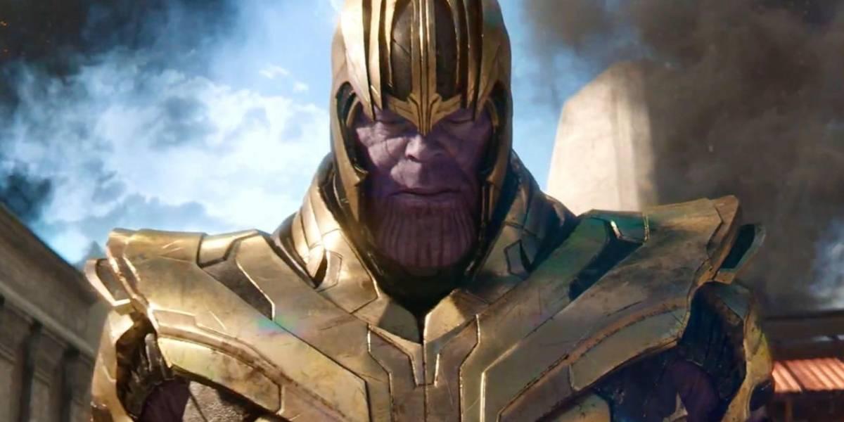 Como un rey: esta era la apariencia original de Thanos en Avengers Endgame