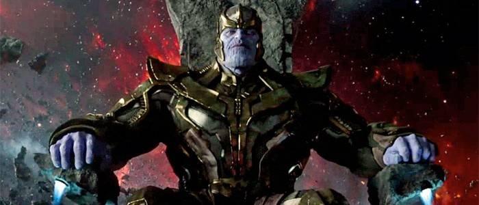 Thanos GOTG Vol 1