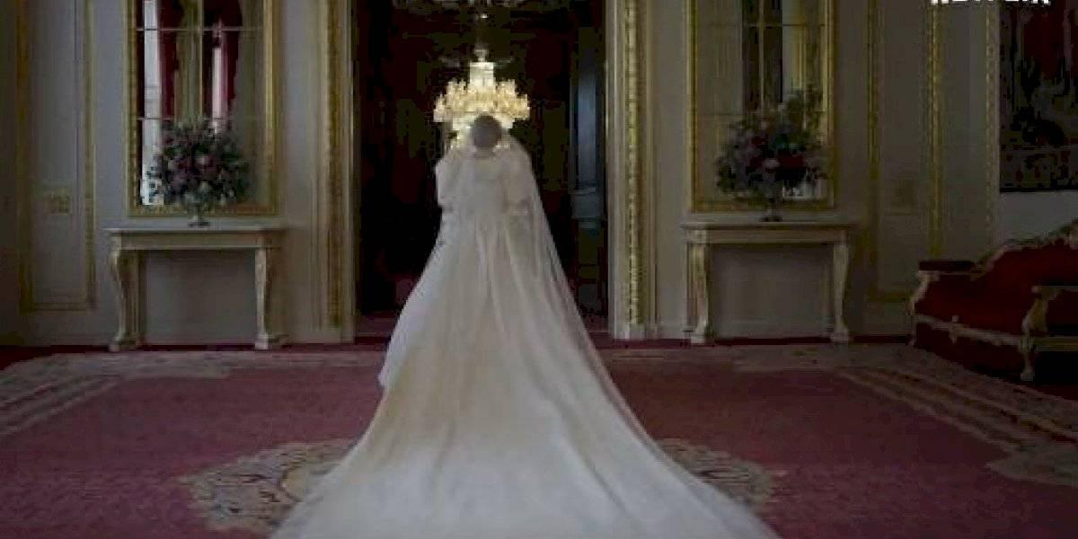 """Revelan trailer de la cuarta temporada de """"The Crown"""" con Diana de Gales vestida de novia"""
