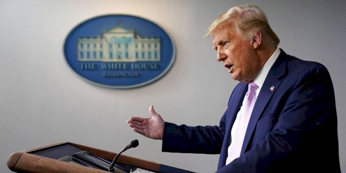Juez autoriza que fiscal obtenga declaraciones de impuestos de Trump