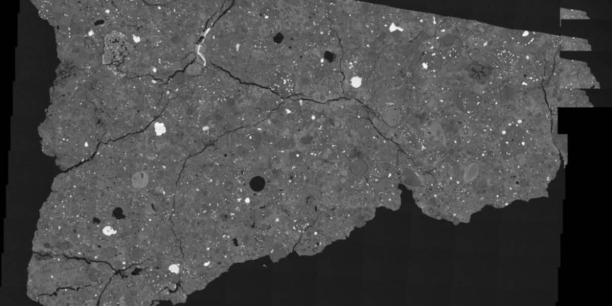 Ciencia.-Récord de aminoácidos extraterrestres en un meteorito antártico