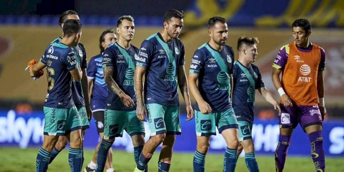 Club Puebla reporta dos casos positivos por Covid-19 antes del repechaje