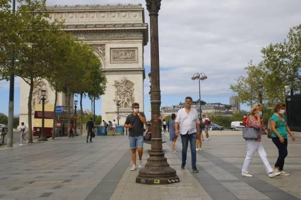 """Francia registra 8.505 nuevos casos y reconoce que la situación del rebrote es """"muy complicada"""""""