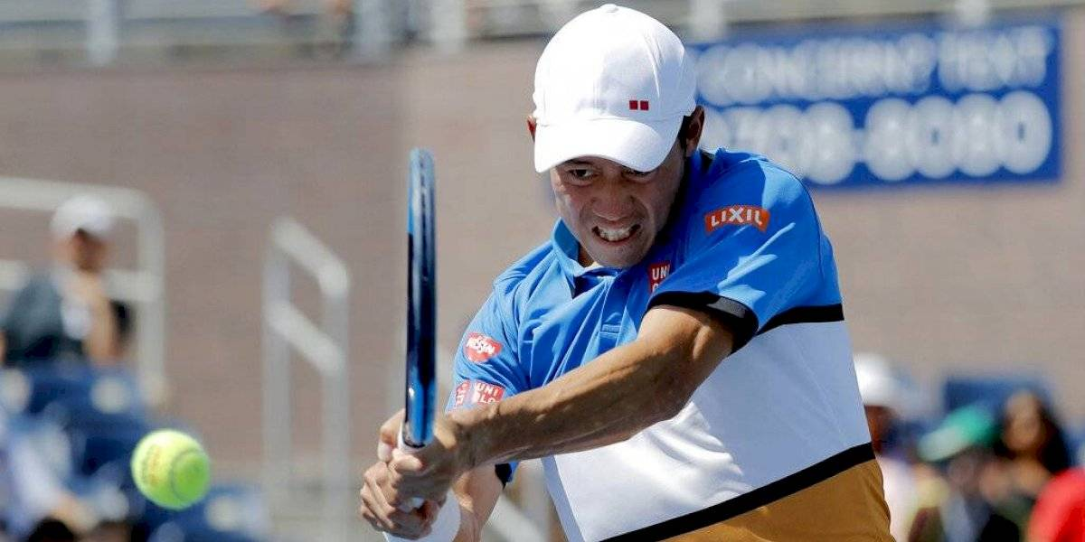 Tenista japonés da positivo por covid-19 y se perdería el US Open