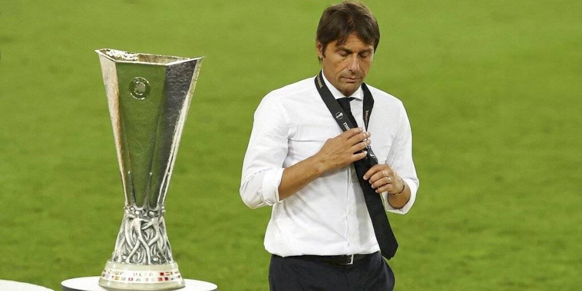 Dolió la derrota: Conte pone en duda su continuidad en el Inter