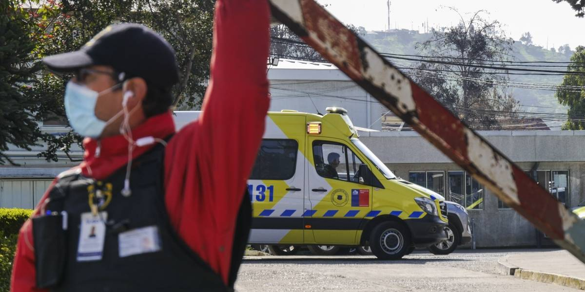Macabra equivocación: entregan de forma errónea cuerpo de bebé muerto a otra familia en Quillota
