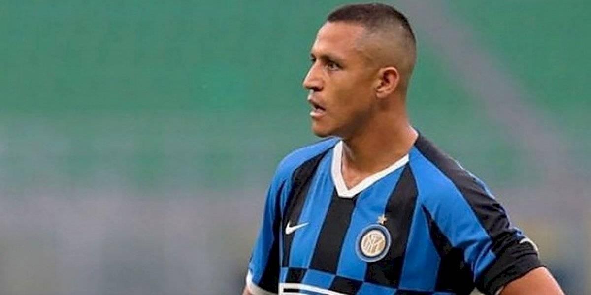 Alexis Sánchez es alternativa en el Inter que va por el título de la Europa League ante el Sevilla