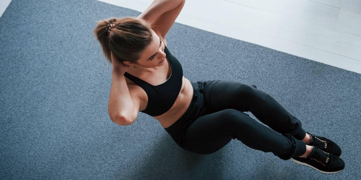 Treino aeróbico para iniciantes para queimar gordura facilmente