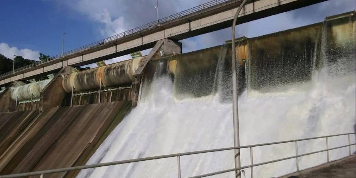 Dragado de Carraízo y proyectos de optimización de AAA fueron sometidos para asistencia de FEMA
