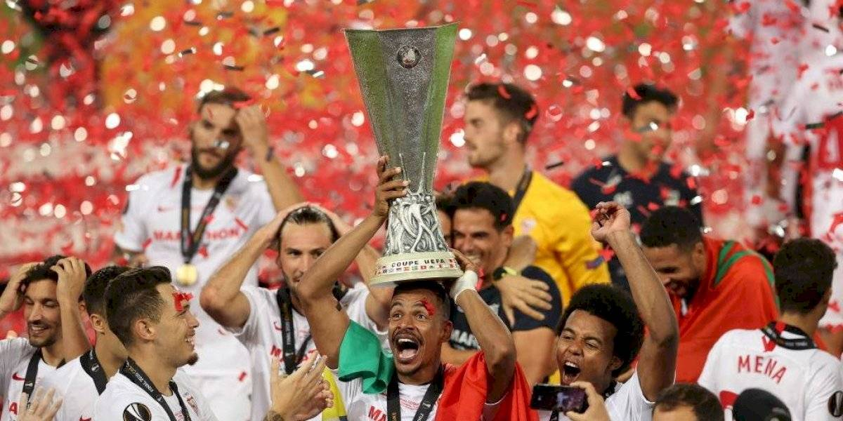 Alexis no pudo salvar al Inter y Sevilla se consagró una vez más en la Europa League